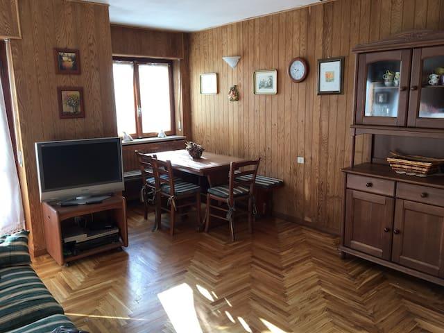 Appartamento Valtournenche - Valtournenche - Appartement