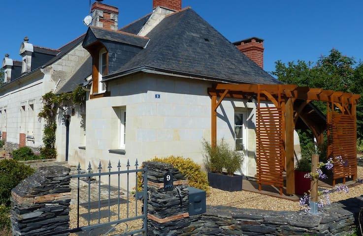 Gîte Pergoloire, nature et bords de Loire