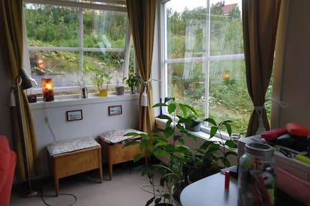 Koselig student rolig leilighet i Tromsø
