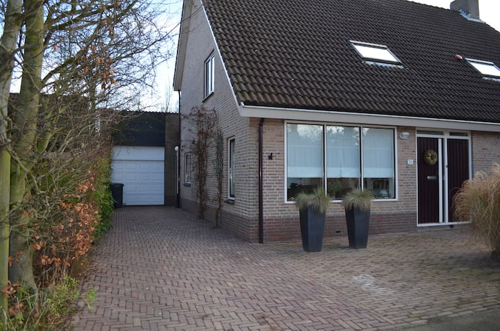 Charming home in Heiloo close to the beach