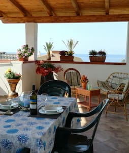 Wonderful house with seaview and garden - Tropea - Haus