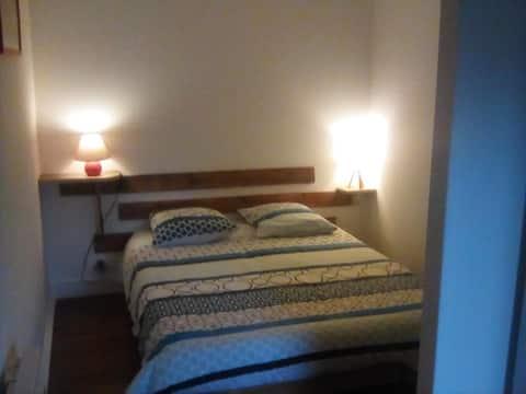 petite chambre pour deux