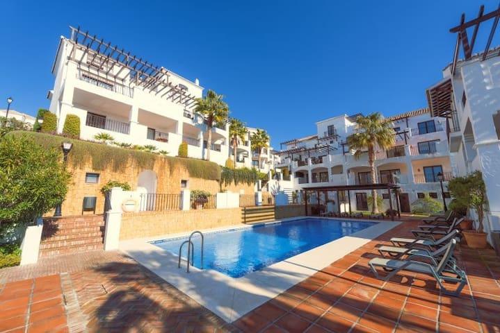 Heerlijk verblijf nabij Marbella.