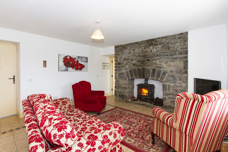Old Stone Loft Cottage Ballyglass.