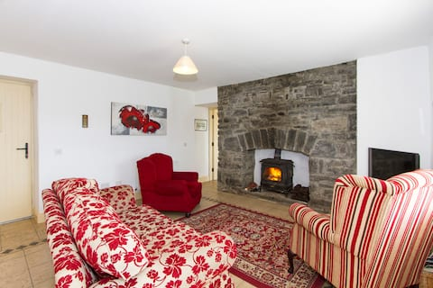 Old Stone Loft Cottage Ballyglass.