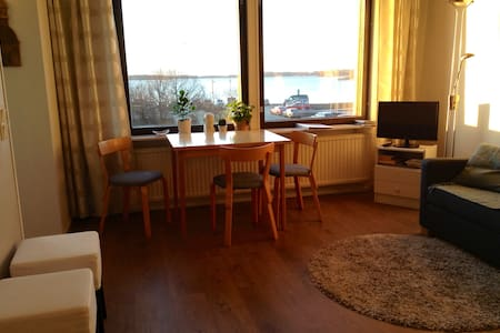 Sauna, Sea view studio, Inner City - Helsinki