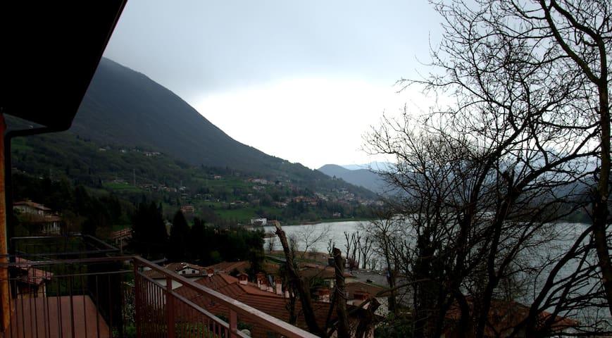 Villetta Lago Stellato - Ranzanico Lago - Hus