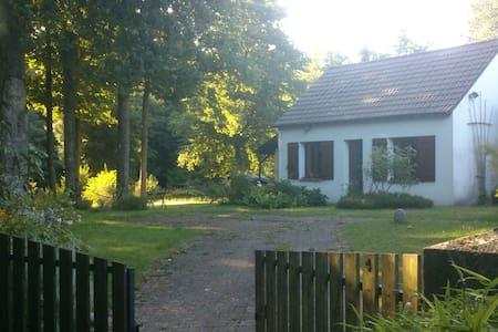 Petite maison indépendante 42m² - Saint-Ange-le-Viel - Casa