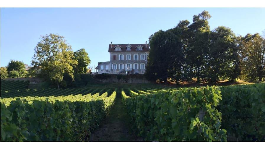 Parenthèse au coeur des vignes - Fronsac - Gästhus