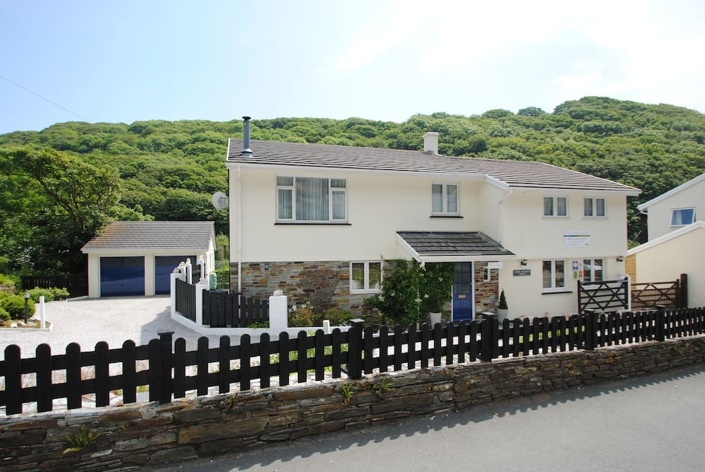 Bed And Breakfast Boscastle Harbour