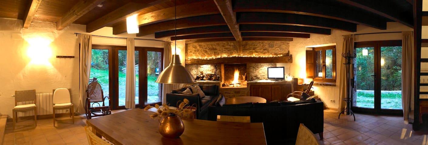 Casa Rural en Rocabruna - Camprodon - Rocabruna - House