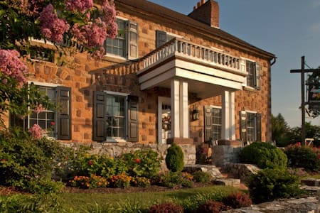 Historic Smithton Inn - Guest Room - Ephrata - Penzion (B&B)