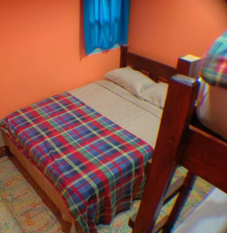 Coral Reef Hostel - Private Room 4