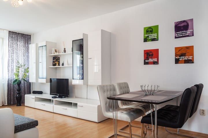 Cosy appartment in Central Berlin