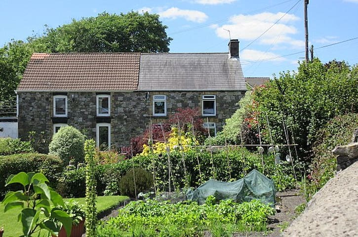 Brecon Beacons - pet-friendly character cottage