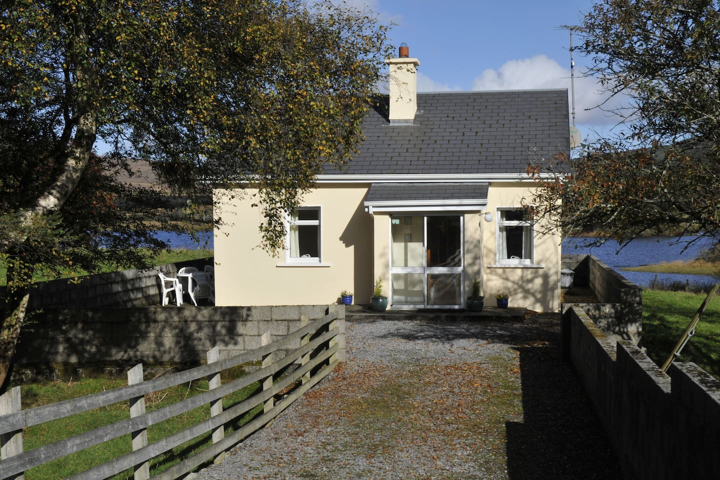 Islandview Holiday Cottage.