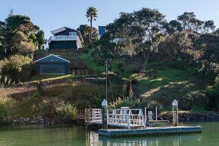 Black Marlin Bach - Unparalleled Waterfront Access - Kerikeri - Talo