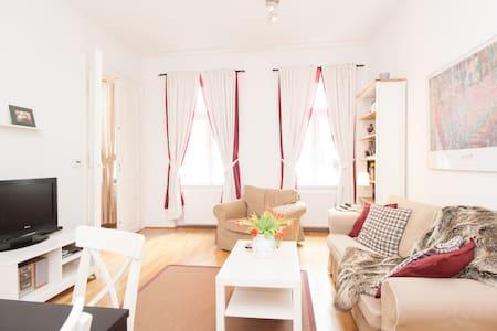 Charming apartment - Josefstadt - Vienna - Apartment