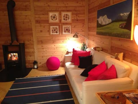 The Wooden Cosy Flat