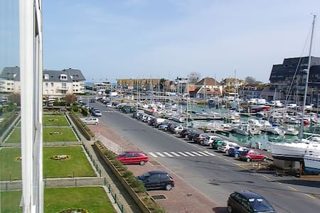 Studio sur le port, Harbourside - Courseulles-sur-Mer - Apartment