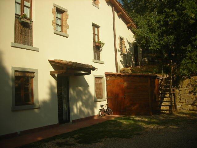 """Casa Vacanze """"Il Capanno"""" - Radda in Chianti - Casa"""