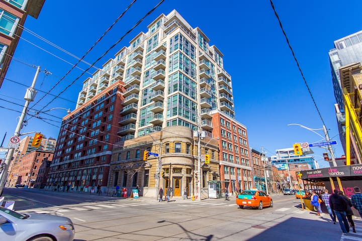 Modern Downtown Toronto Condo
