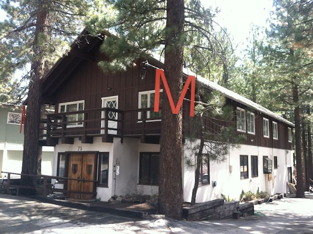 Charming B&B (King, Queen or 2 Double beds) - Mammoth Lakes