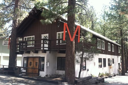 Charming B&B (King, Queen or 2 Double beds) - Mammoth Lakes - Bed & Breakfast