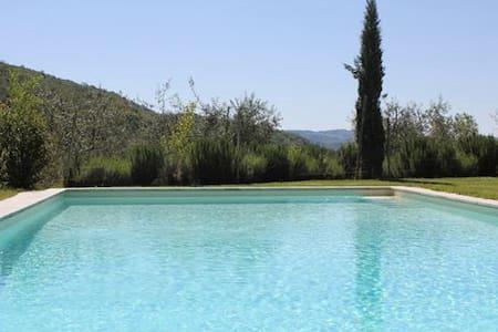 Villa Fontecaresino 1 - Gaiole In Chianti - Villa