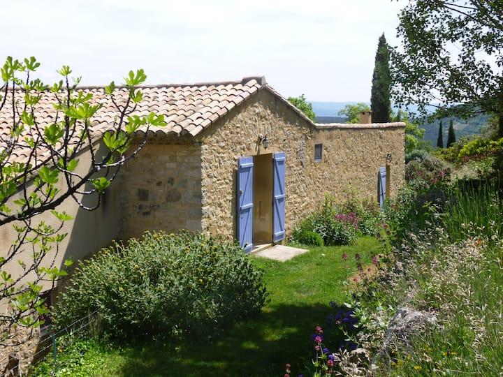 Gîte Pastourelle à la Font du Buis nature et calme