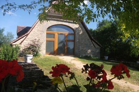 chambre d'hôte  en pierre du Quercy - Gramat - Bed & Breakfast
