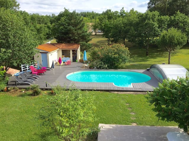 Bed and breakfast Le Combel