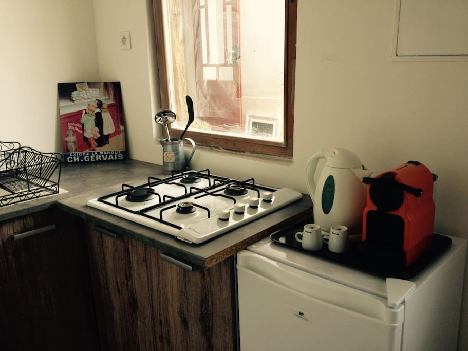 cuisine logement PALOMA