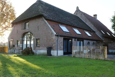 Farmhouse in city, close to nature reserve - 's-Hertogenbosch