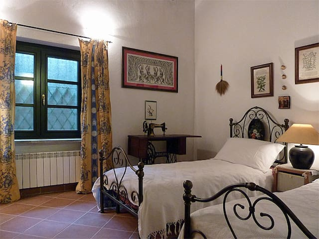 Garden Apartment for 4, Monferrato