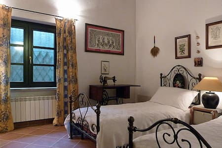 Garden Apartment for 4, Monferrato - San Paolo Solbrito (ASTI)