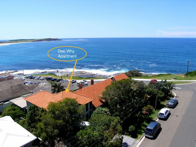Dee Why Beach Holiday Apartment - Dee Why