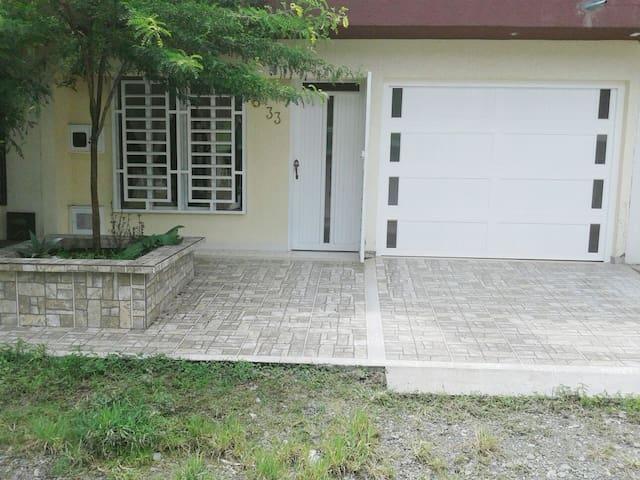 Casa de alojamiento por dias