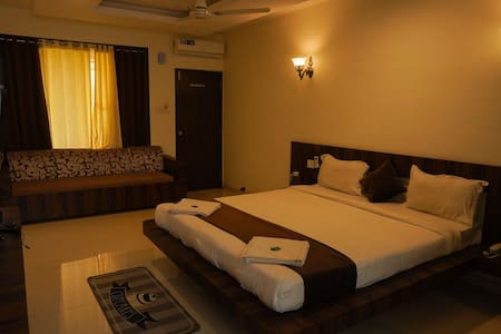 Luxurious bungalow at village of books