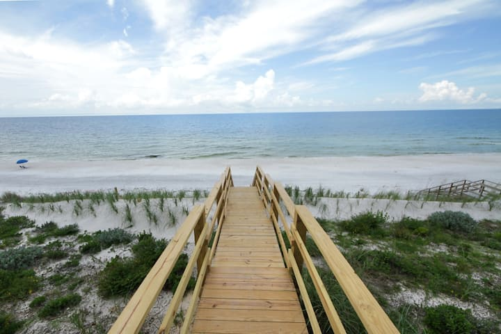 Private Beach Access! 8200 E Co Hwy 30A by Royal Destinations-Gulf Front