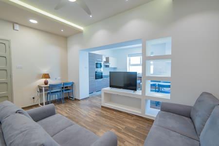 Modern Spacious Studio in Sliema (ref: MS) - 斯利马(Sliema) - 公寓