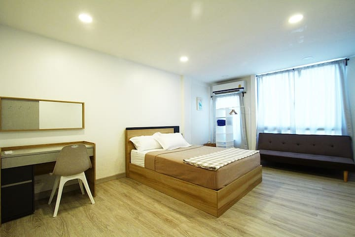 2 COZY n MODERN ROOM nearby YANHEE hospital