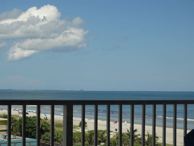 NEW! Sandcastles 701, REMODELED Direct Ocean View