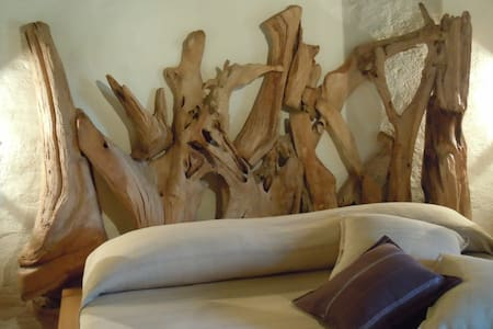 The Chamber of the WOOD - B & B - Tolentino