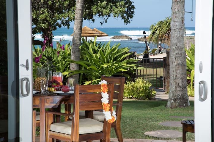 Villa 103 3-Bed with Direct Ocean Views
