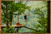 Zip lining anyone? We have it here in Idaho!