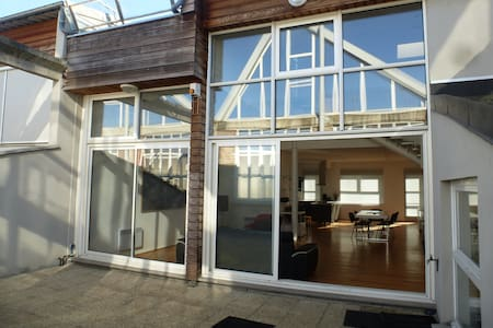 Loft 160 sqm Historical Centre - Amiens