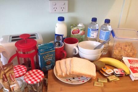 Private, s/c unit, breakfast incl. - Casa