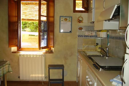 ONE-BEDROOM APARTMENT IN SIENA CITY