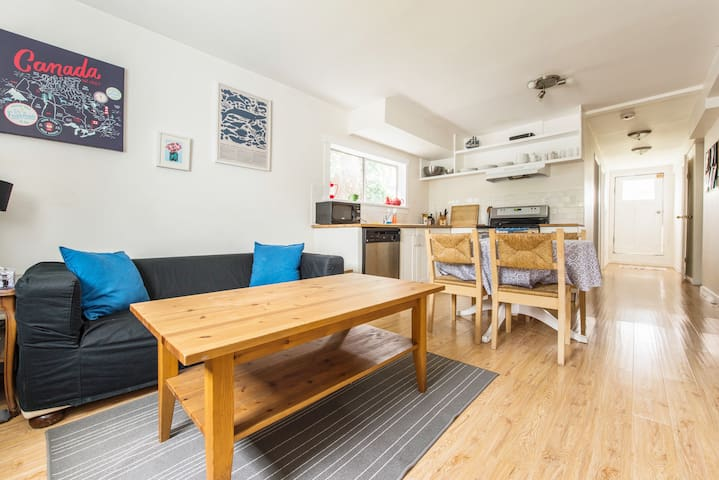 Three Bedroom Garden Suite